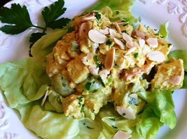 Chicken Salad By Donna Recipe