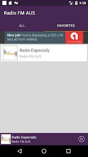 วิทยุออสเตรเลีย fm - náhled
