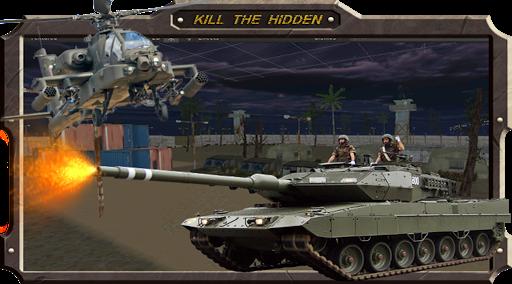 突擊隊冒險戰爭