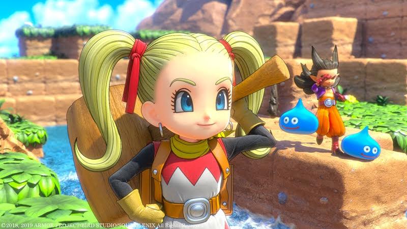 Dragon Quest Builders 2 Steam