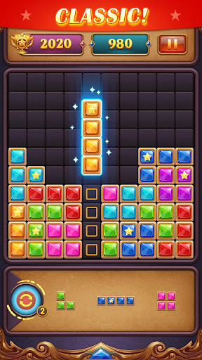 Block Puzzle: Diamond Star Blast 1.5 screenshots 12