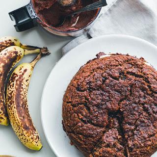 Apple Pie Cake with Chocolate Cashew Filling (V, GF) Recipe