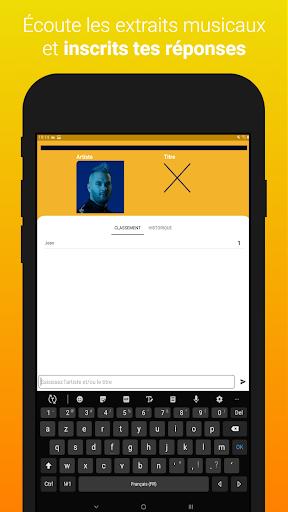 Mukiz - Blind test apkdebit screenshots 9