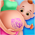 Pregnant Mommy - Newborn Baby Care icon