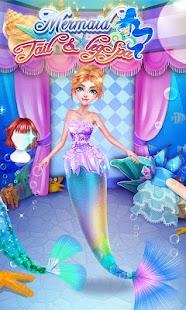 Download Mermaid Tail & Leg Spa For PC Windows and Mac apk screenshot 4
