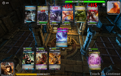 Epic Cards Battle 1.170927.73 (Mod Unlocked) MOD Apk + OBB 2