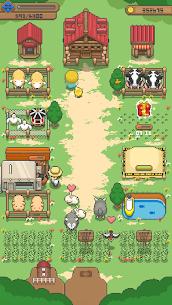 Tiny Pixel Farm – Simple Farm Game 1.2.9 Apk Mod (Unlimited Money) Latest Version Download 2