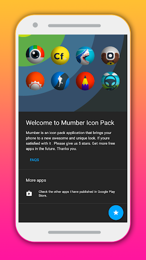 Mumber - Icon Pack hack tool