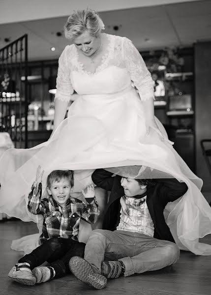 Wedding photographer Linda Ringelberg (LindaRingelberg). Photo of 08.11.2016