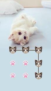 Cat Theme – AppLock - náhled