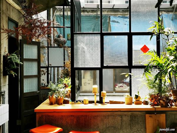 好人好室 x 七二聚場 | 中山區。療癒系!不限時老宅咖啡屋,有貓❤