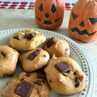 Pumpkin Spice Chocolate Chunk Cookies in the Cookie Jar #SundaySupper