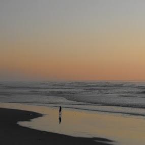 Solitário by Ana Batista Constantino - Landscapes Beaches ( mar beach )