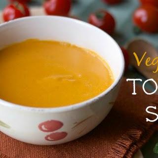 Creamy Tomato Soup (vegan, paleo, gluten-free)