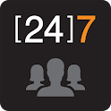 [24]7 Employee Connect icon