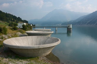 Photo: Reschensee