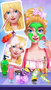Sleeping Beauty Makeover – Date Dress Up 4
