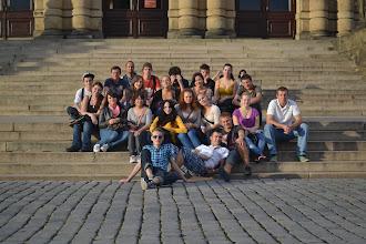 Photo: Čtvrťáci v Praze (úterý 25. - čtvrtek 27. září 2012).