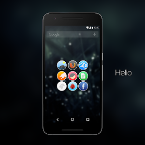 Helio UI Icon Pack screenshot 0