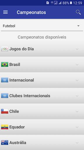 SA Esportes 4.0.1.0 screenshots 1