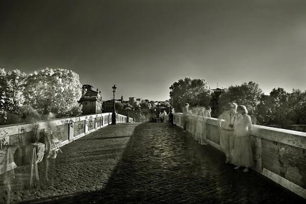 Fantasmi a Ponte Sisto di miyomo