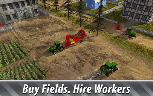 Euro Farm Simulator: Beetroot 1.3 screenshots 2