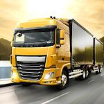 Transporter Truck Driver Sim Icon