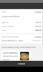 Point da Pizza e Esfiha APK screenshot thumbnail 3