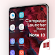 Note 10 theme for computer launcher APK