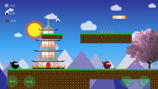 Ninja Runner - náhled