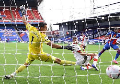 Crystal Palace, sans Batshuayi, réussit sa reprise face à Southampton