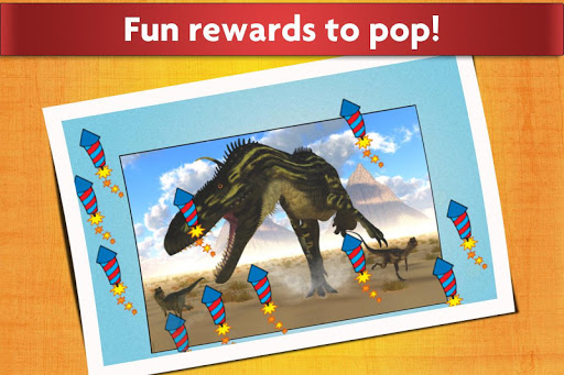 Dinosaurs Jigsaw Puzzles Game - Kids & Adults apktram screenshots 4