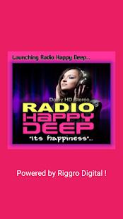 RADIO HAPPY DEEP- Its Happiness! Nashiks Own Radio - náhled