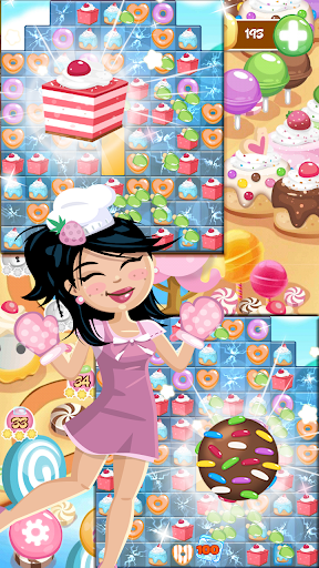 Cake Story - Match 3 Puzzle