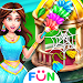 Princess House Clean Up 2– Girls Clean Home Game icon