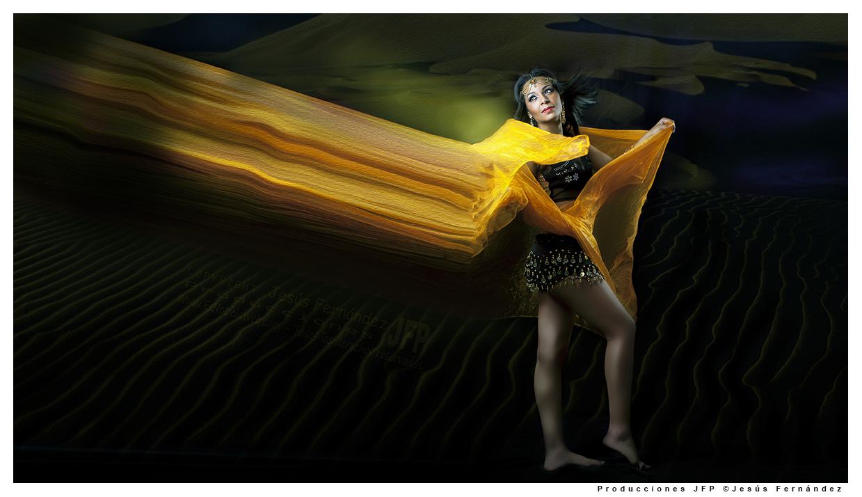 Danza de Laryssa, sesión fotografica - ©2014 Producciones JFP