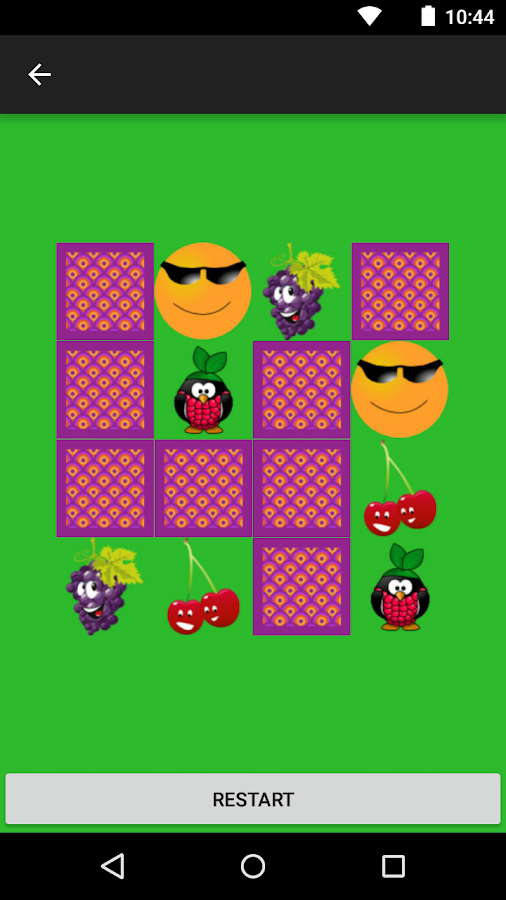 Toddler Fruits Color Game Free - Android Apps on Google Play