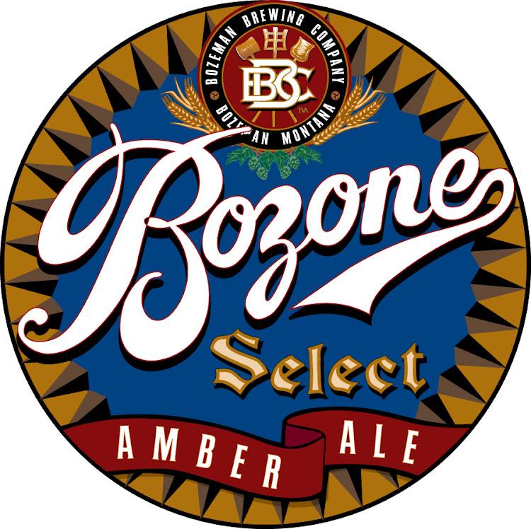 Logo of Bozeman Brewing Co. Bozone Select Amber Ale