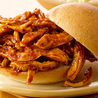 Slow Cookers BBQ Pulled Chicken.
