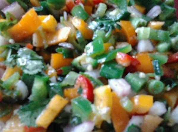 Surprisingly Tasty Tomato-less Salsa Recipe