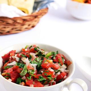 Fresh tomato salsa recipe | easy Mexican recipes