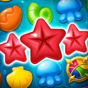 Ocean Splash Match 3: Free Puzzle Games icon