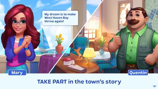 Match Town Makeover screenshot 12