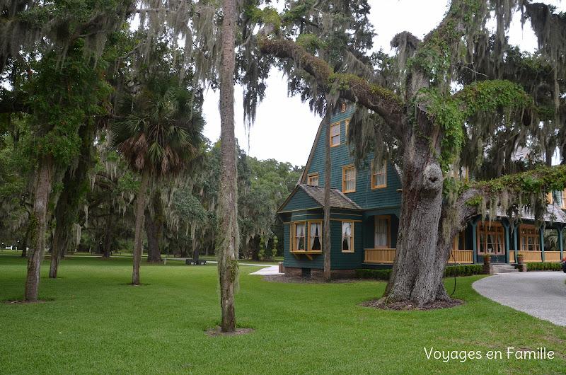moss cottage - jekyl island