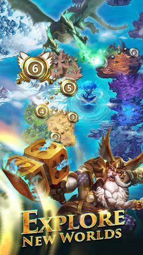 Wars & Puzzles:Heroes Match 3 screenshots 5