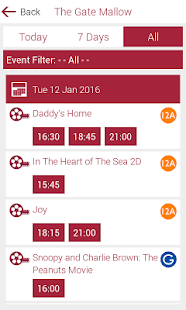 Gate Cinemas- screenshot thumbnail
