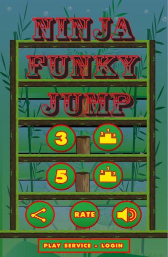 Ninja Funky Jump