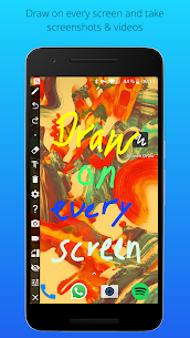 Screen Draw Screenshot Pro 1.0 Mod Apk Download 9