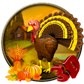 3d Thanksgiving Turkey Theme