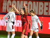 De Tessa Wullaert à Janice Cayman: quatre candidates pour le goal de l'année des Red Flames